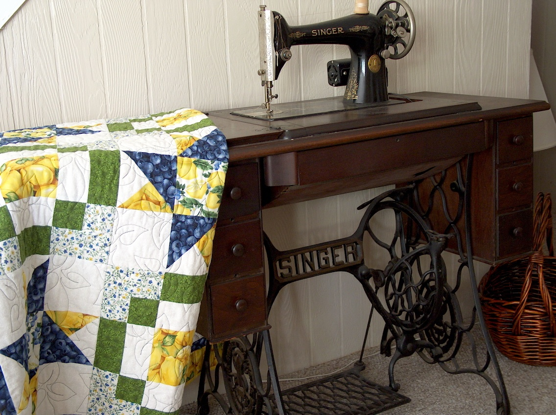 history of sewing machine Try an eversewn machine and you'll be ever sewing with eversewn eversewn sewing machines give you the creative freedom to bring your imagination to life.