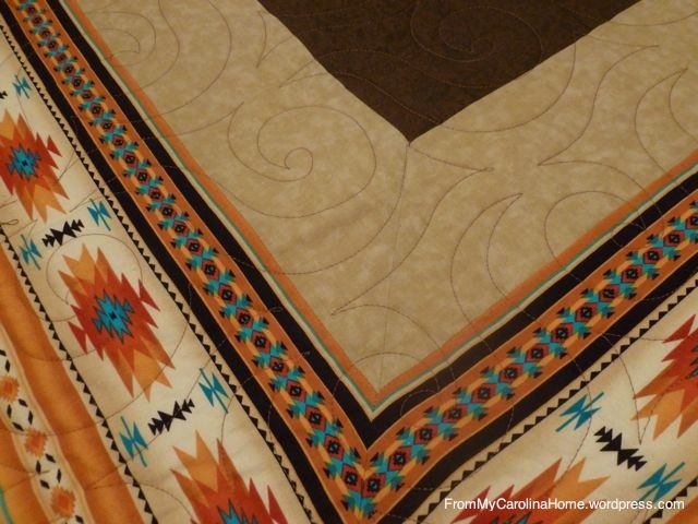 miterfinishquilted