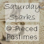 Saturday Sparks Button 3