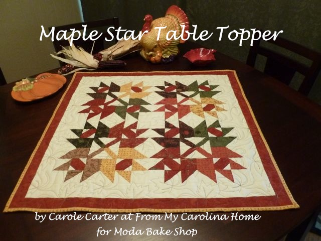 Maple Star Title