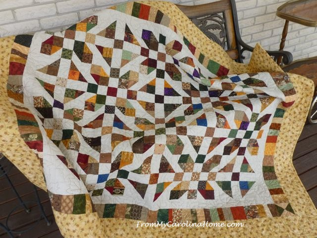Scrap Dance Quilt Along – Mystery Quilt 2015 | From My Carolina Home : quilting club mysteries - Adamdwight.com