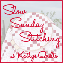 Slow Sunday Stitching