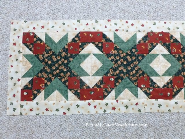 Christmas Quilt Along 40