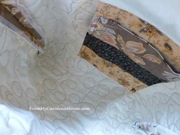 The Charleston Bag! A new pattern at From My Carolina Home