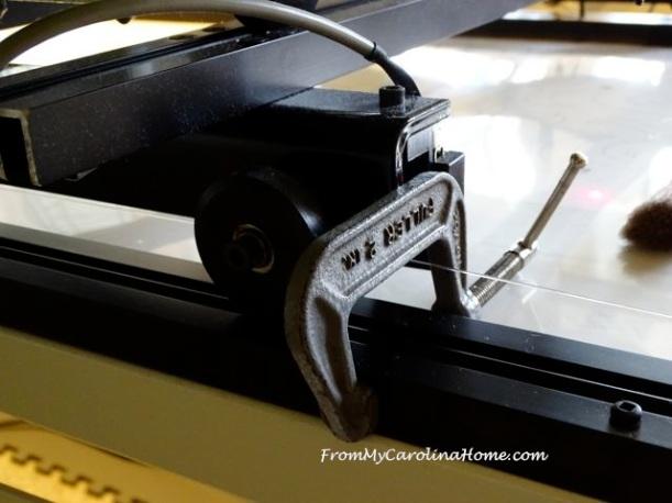 Quilting Tango 10 C clamp