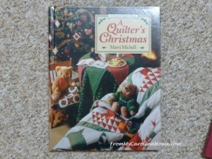Book Quilter's Christmas
