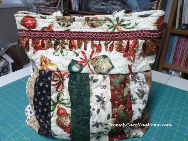 Christmas Charleston Bag 2