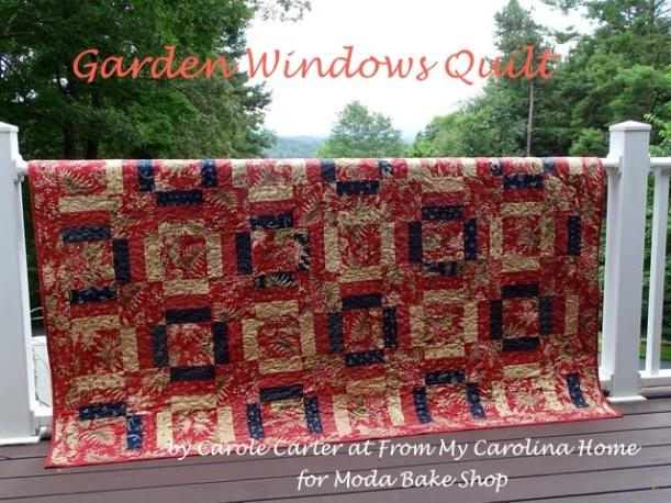 Garden Windows Title