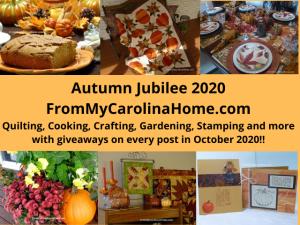 Autumn Jubilee 2020